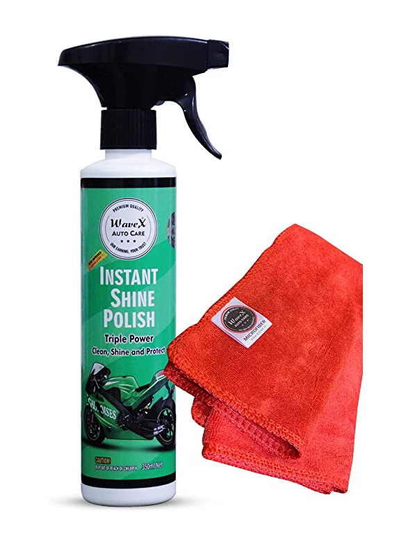 polish cream for bike