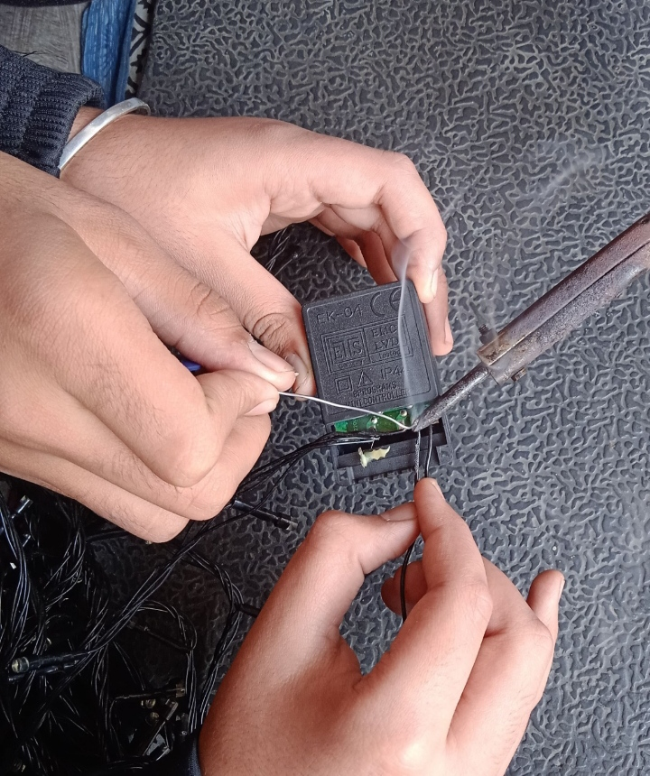 How to use a soldering Iron