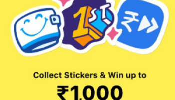 How to use Paytm Stickers