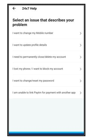 How to close Paytm account