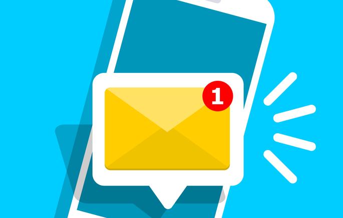 Balance inquiry using SMS