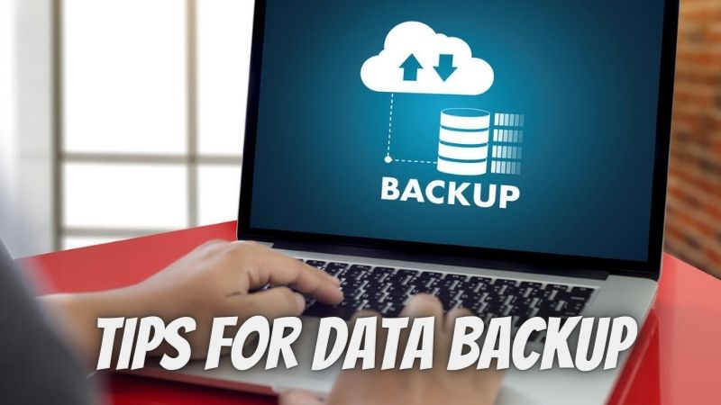 Top Tips for data backup