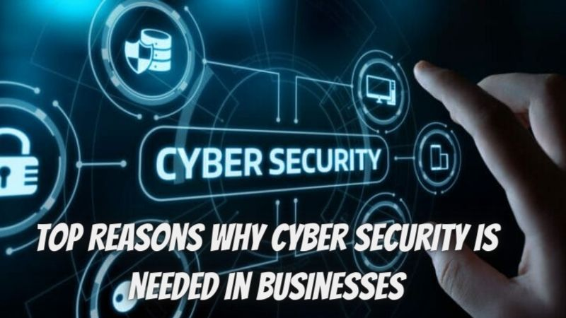Top Reasons Why Cyber Security is Needed in Businesses
