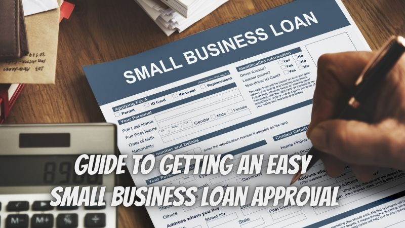 Eric Dalius Net worth Guide to Getting an Easy Small Business Loan Approval
