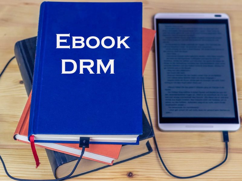 How to Protect Ebooks from Sharing with DRM